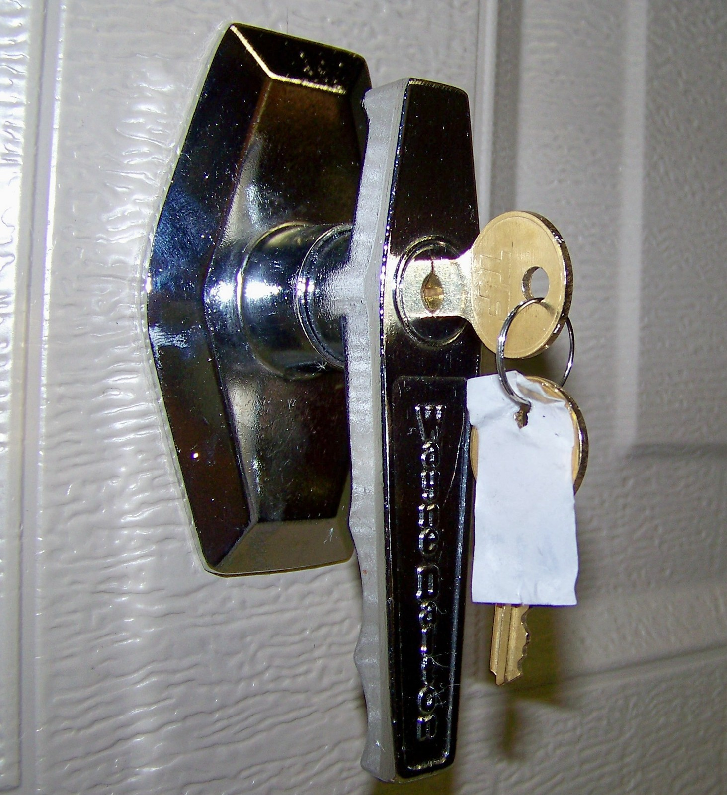 Wayne Dalton Garage Door Lock