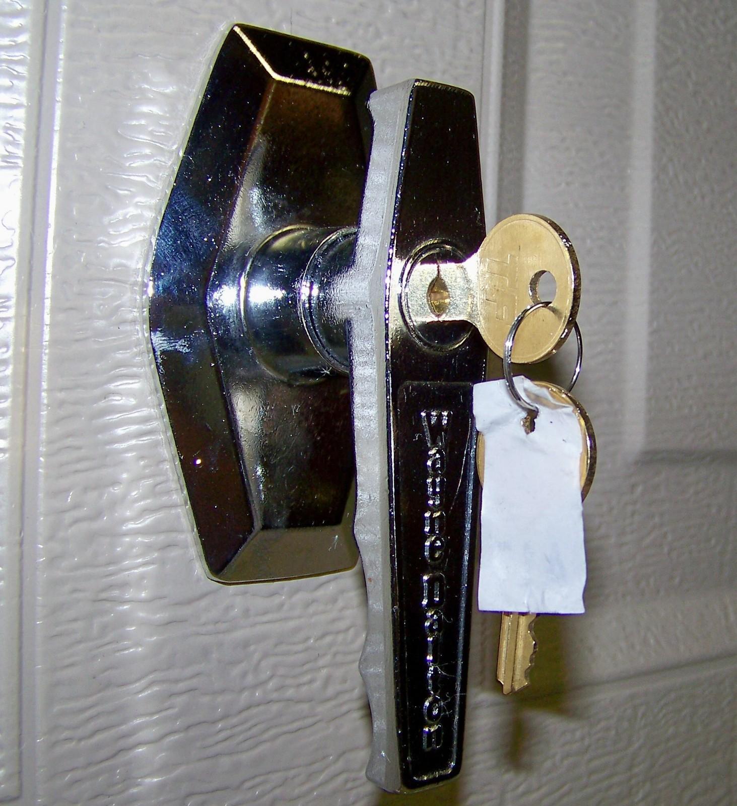 Wayne Dalton Garage Door Lock