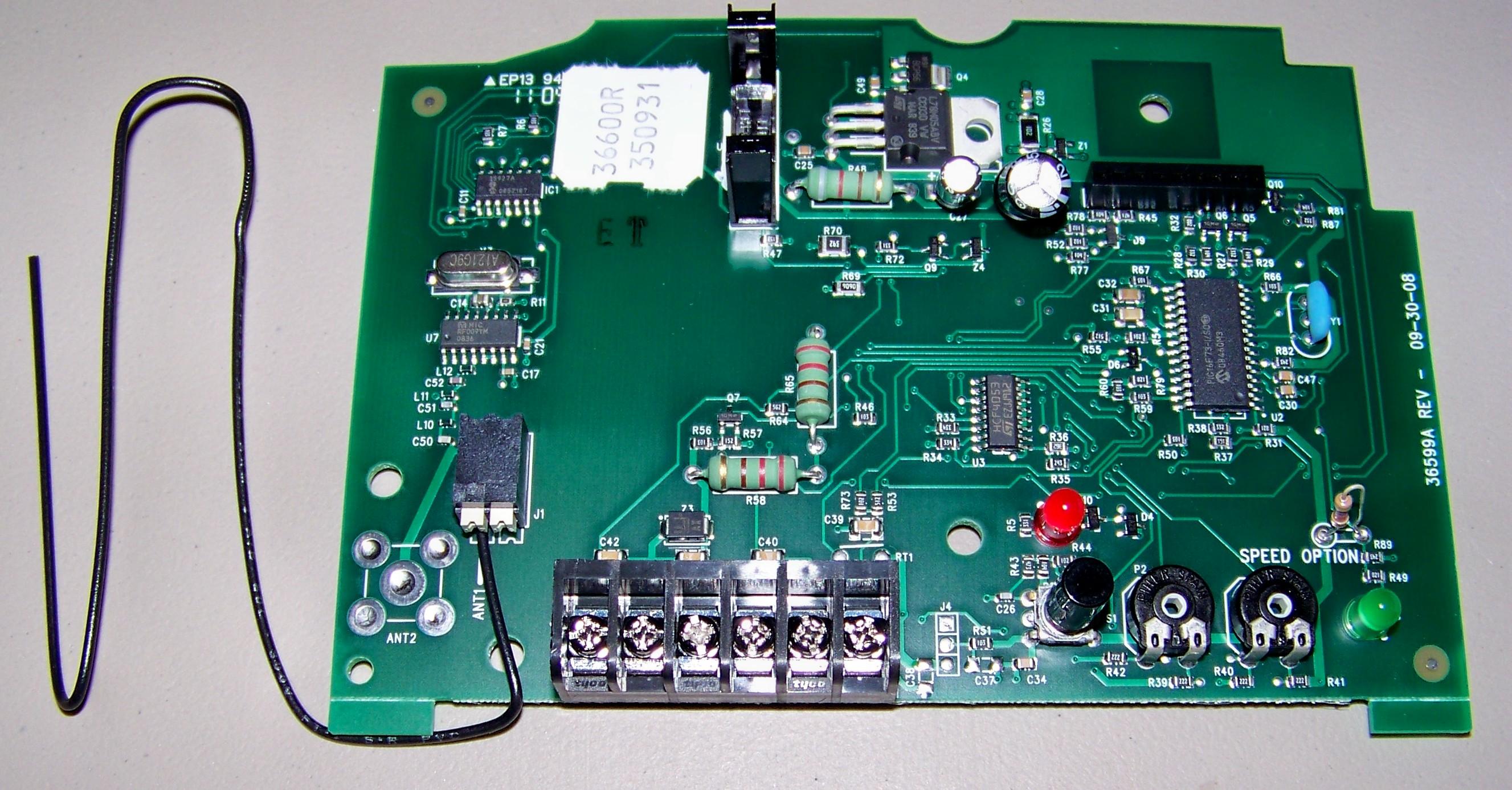 Genie Control Board 36600r 30419r