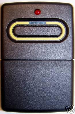 Overhead Door Remote