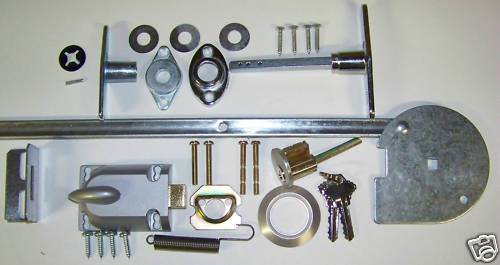 garage door kitGarage Door Lock Kit