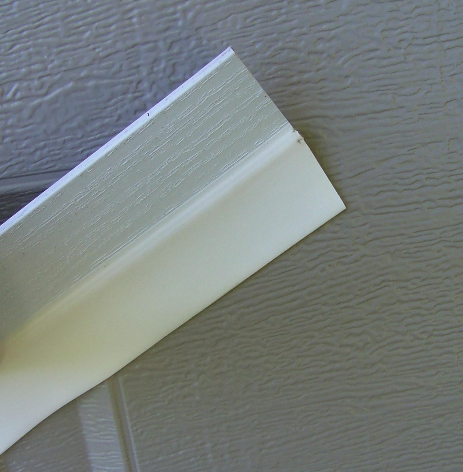 Garage Door Weather Seal Kit Single Door