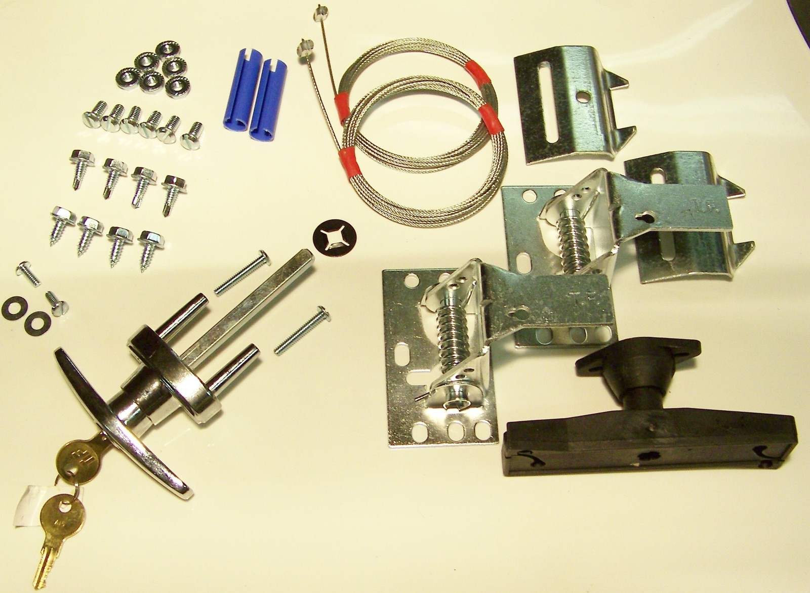 Garage Door Lock Kit