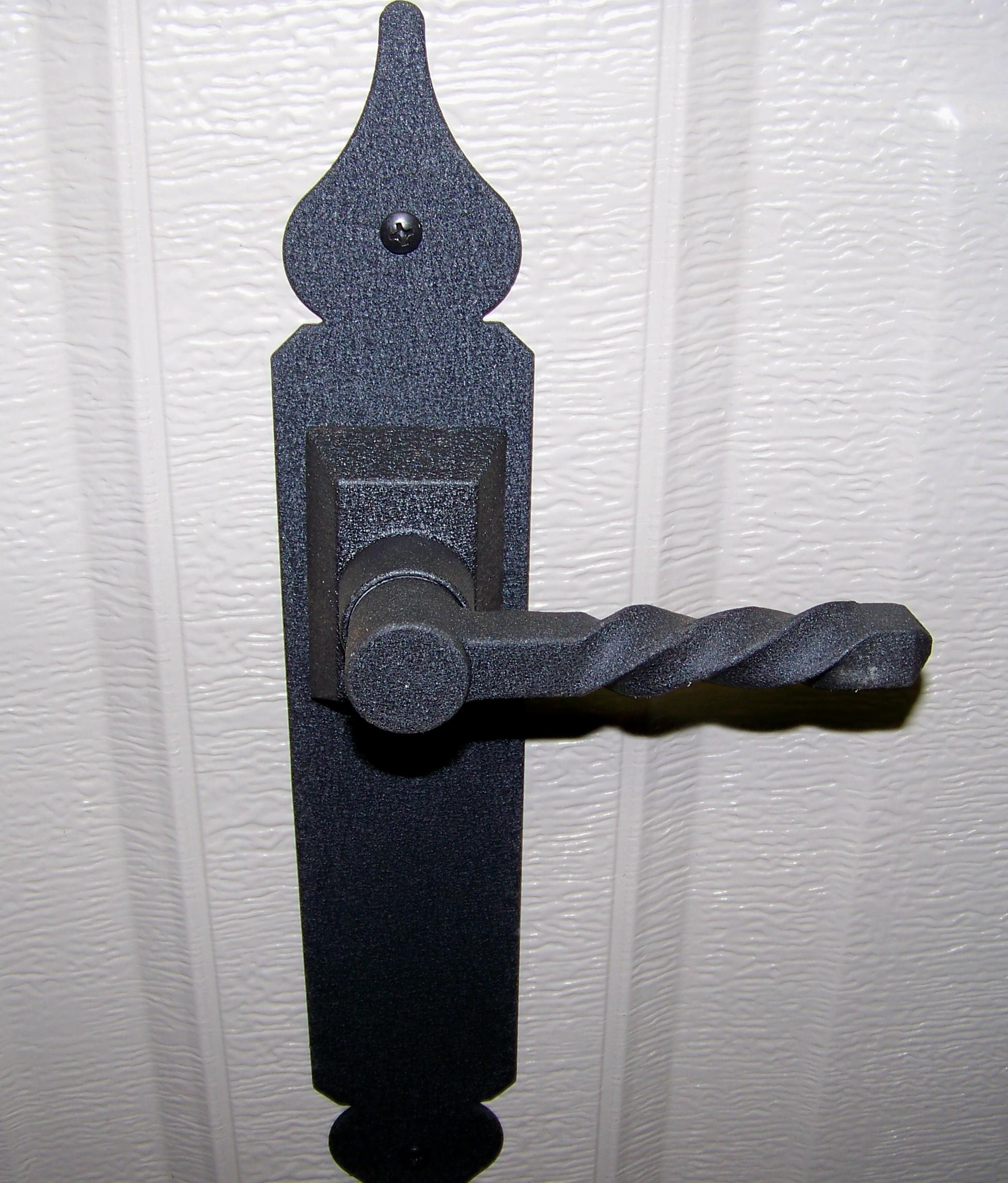 Decorative Garage Door Lock