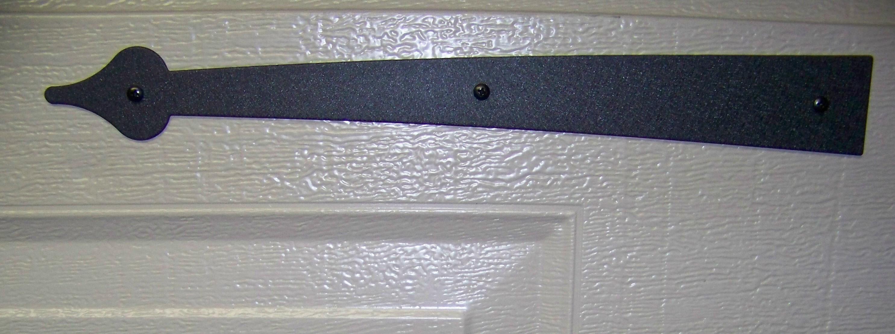 garage door decorative hardware - Decorative Garage Door Hardware