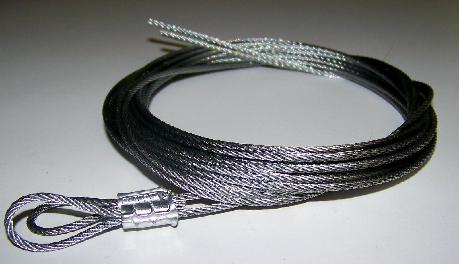 Wayne dalton garage door cables