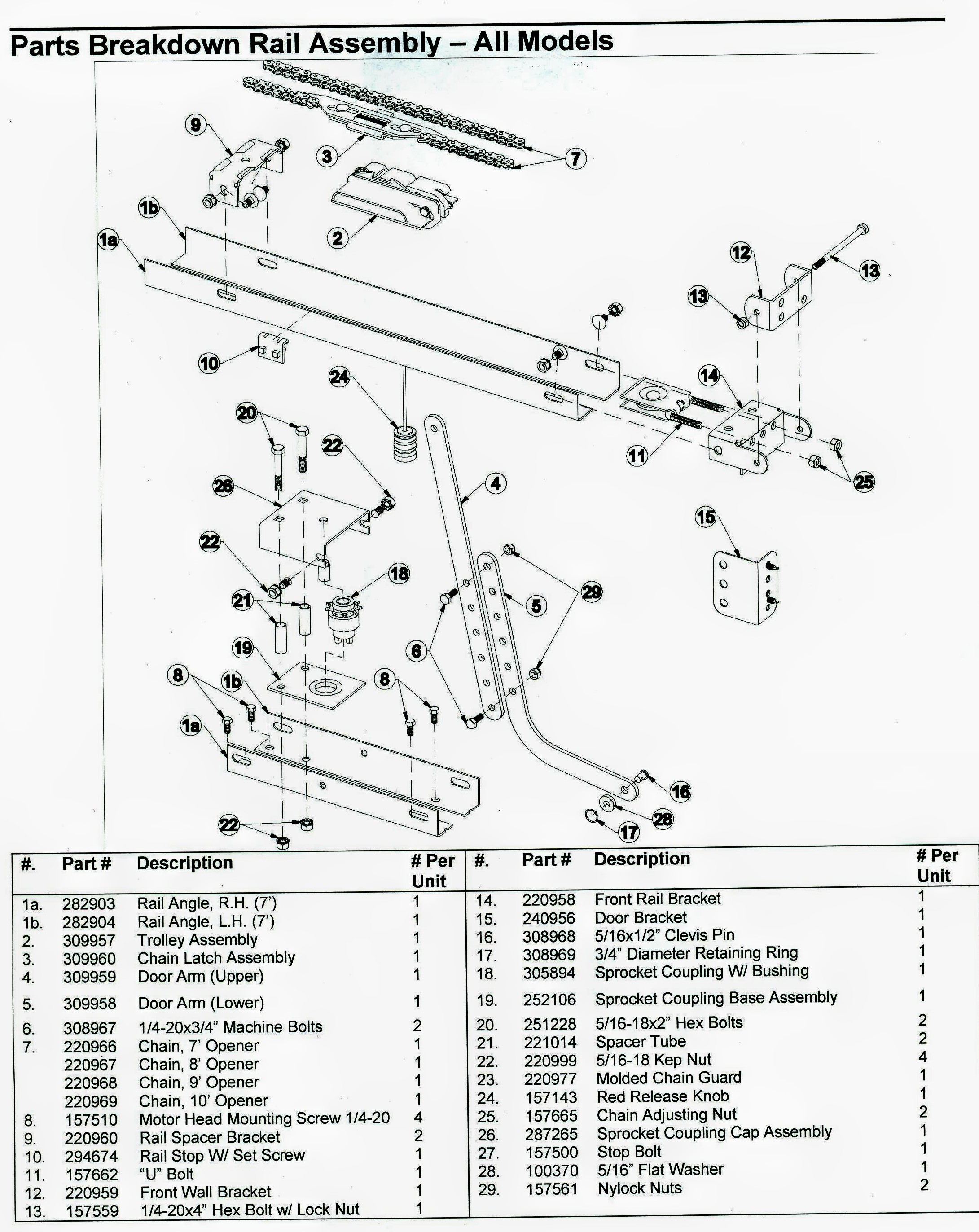 Steering Suspension Diagrams further New Radiator further Symbols Chart also Wayne Dalton Quantum Rail Parts Breakdown also 134665 Flasher Turn Signal Problem. on quick car wiring diagram
