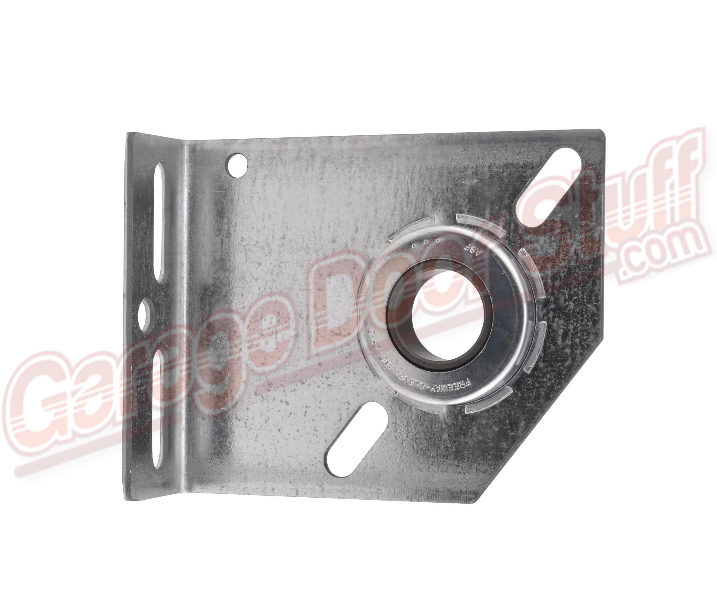 Garage Door Center Bearing Plate