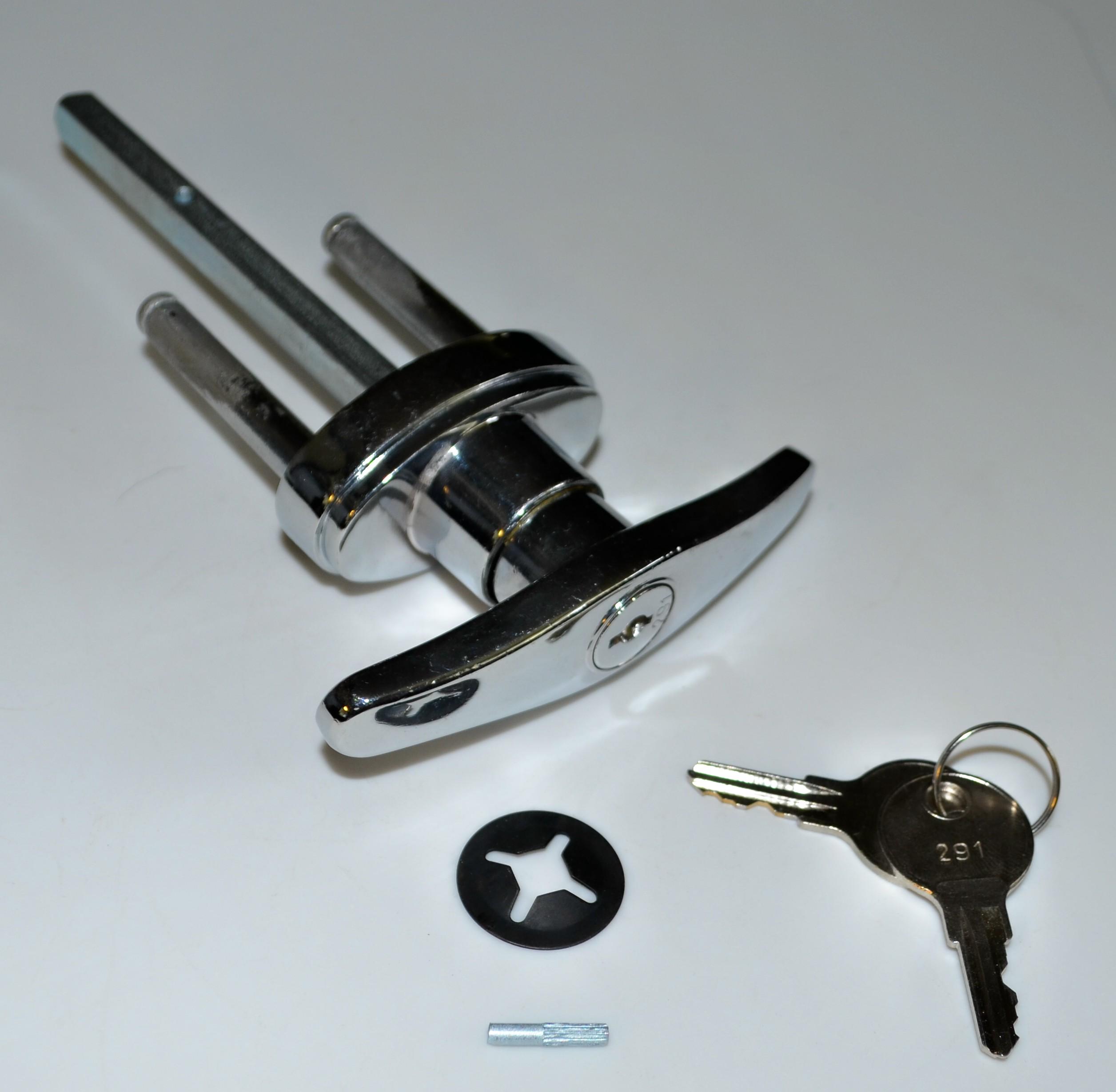 Garage door lock stuff