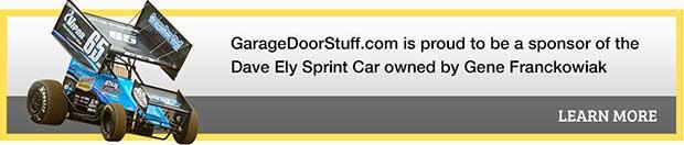 Garage door parts garage door stuffgarage door stuff for Garage sprint auto stains