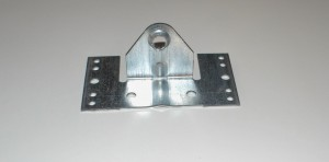 overhead door attachment bracket