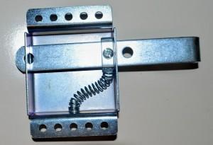 OVERHEAD DOOR LOCK