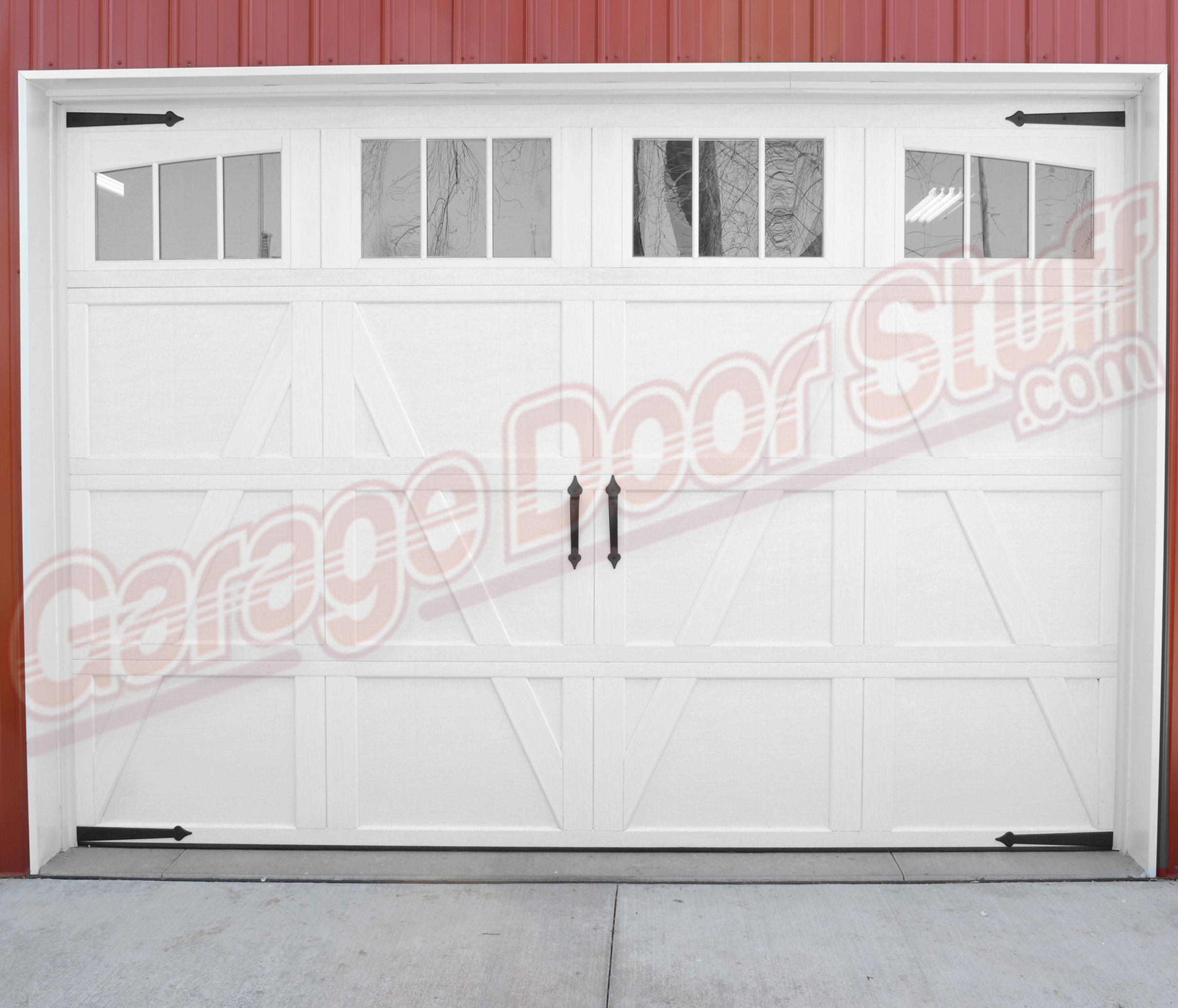 Magnetic Decorative Hardware Garage Door Stuff