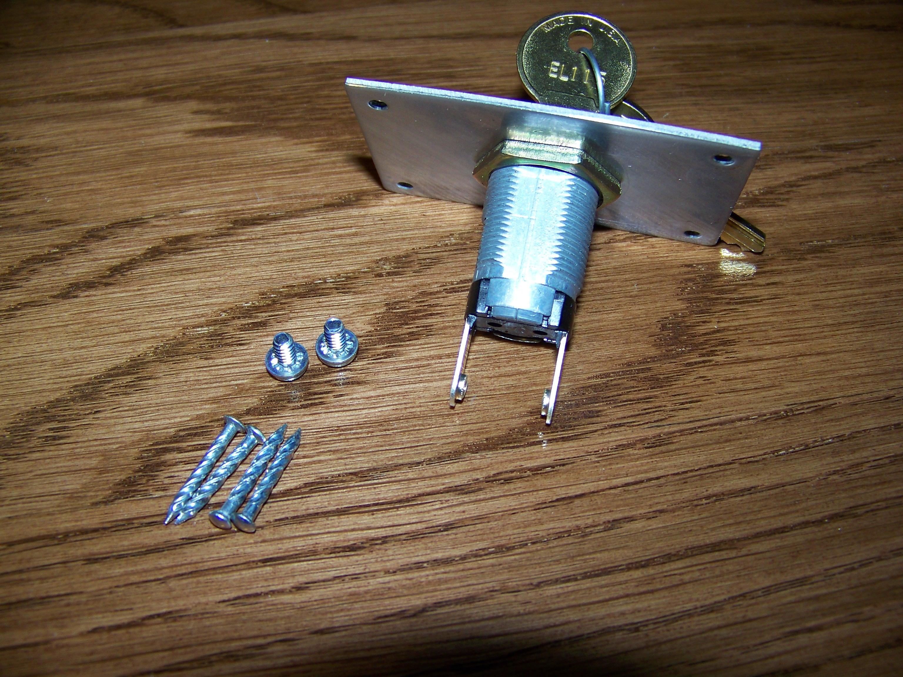 Sears Garage Door Opener Parts >> Garage Door Key Switch