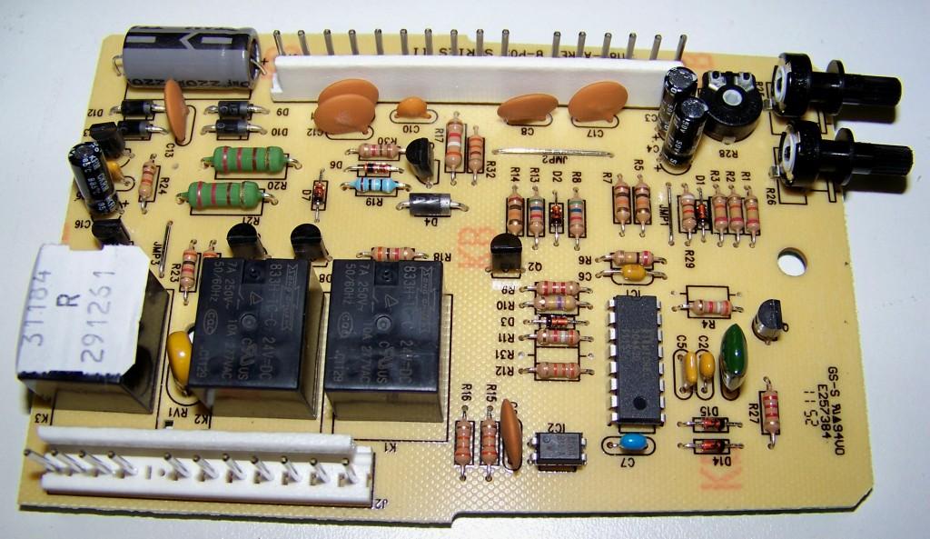 Genie Control Board 20386r 31184r