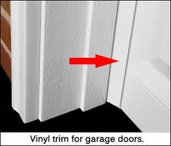 Garage door weather seal kit single door for Garage door stop molding weather seal