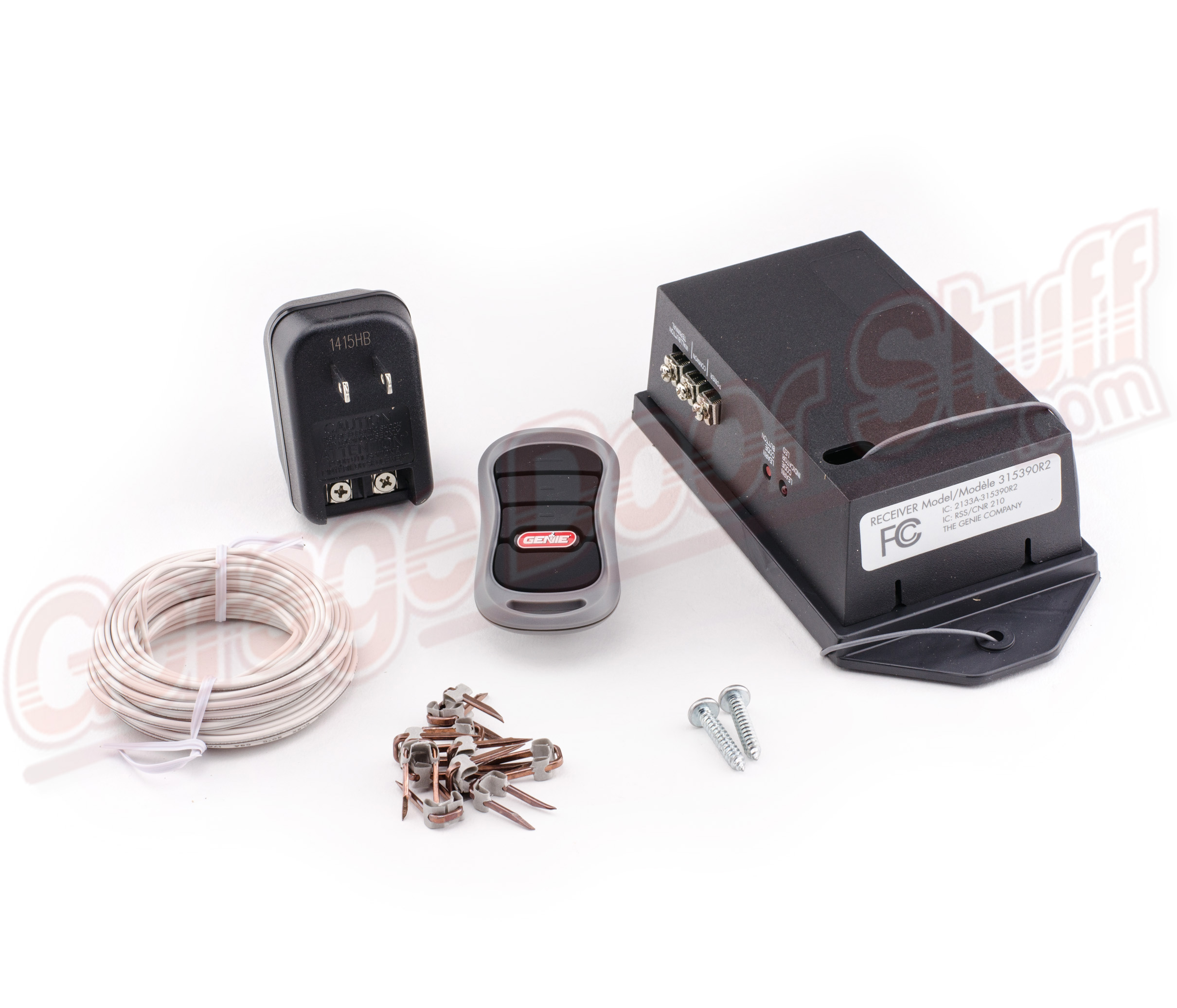 Genie Girud 1t Garage Opener Remote Amp Receiver Conversion Kit