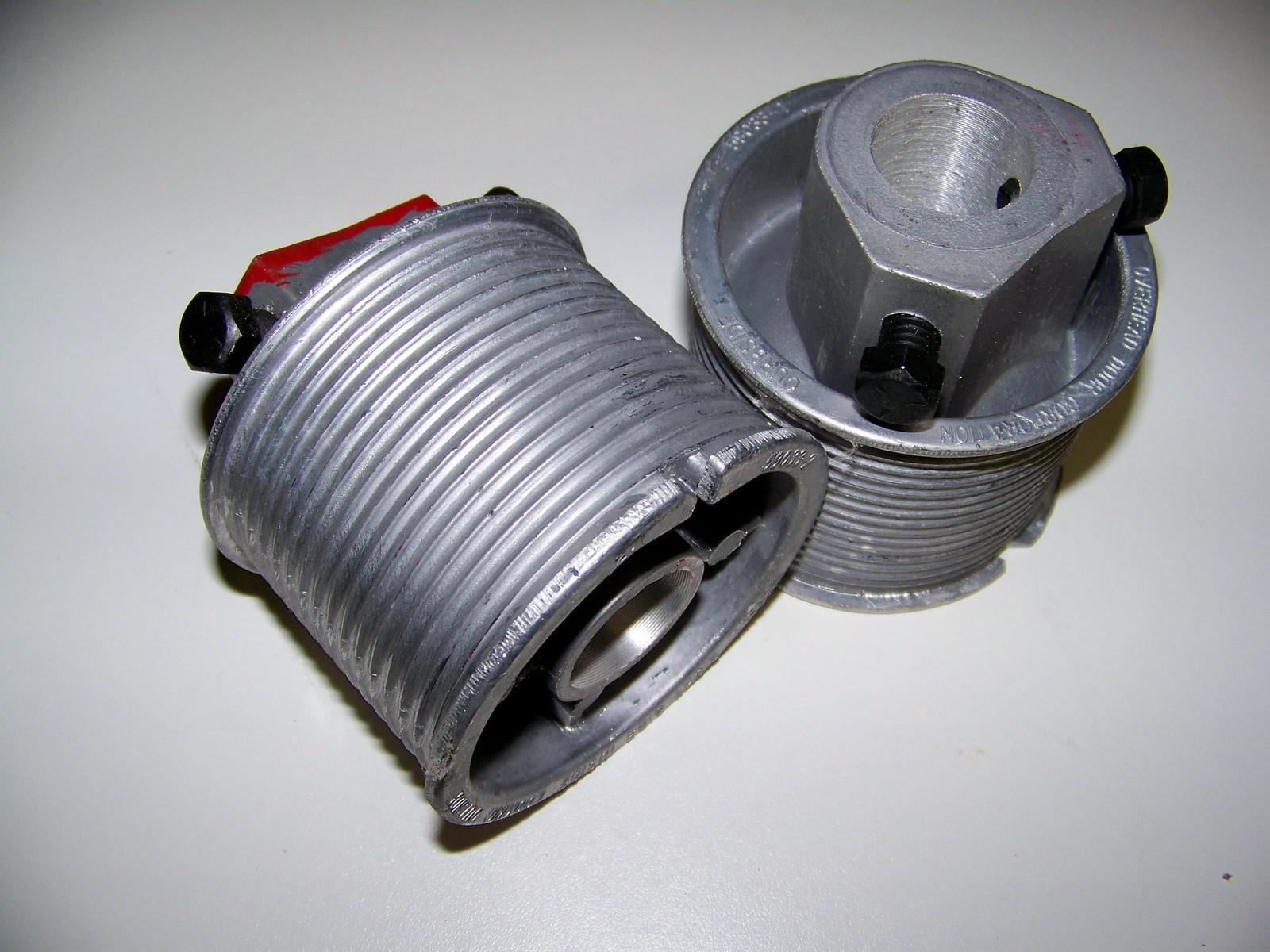 Truck Door Cable Drum