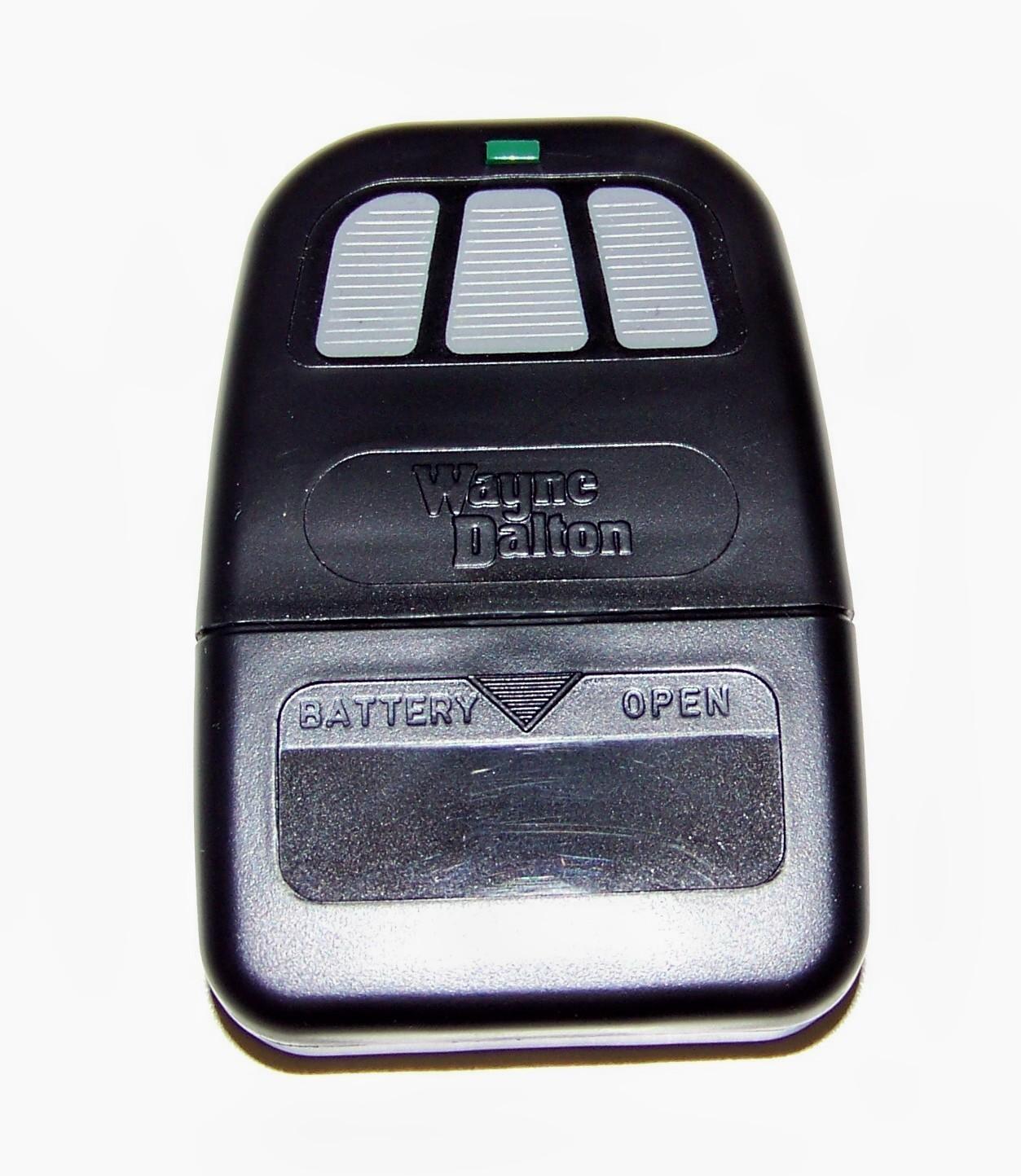Wayne Dalton Remote