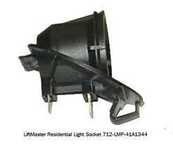 Liftmaster Light Socket 4a1344