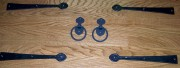 Wrought iron Door Hardware