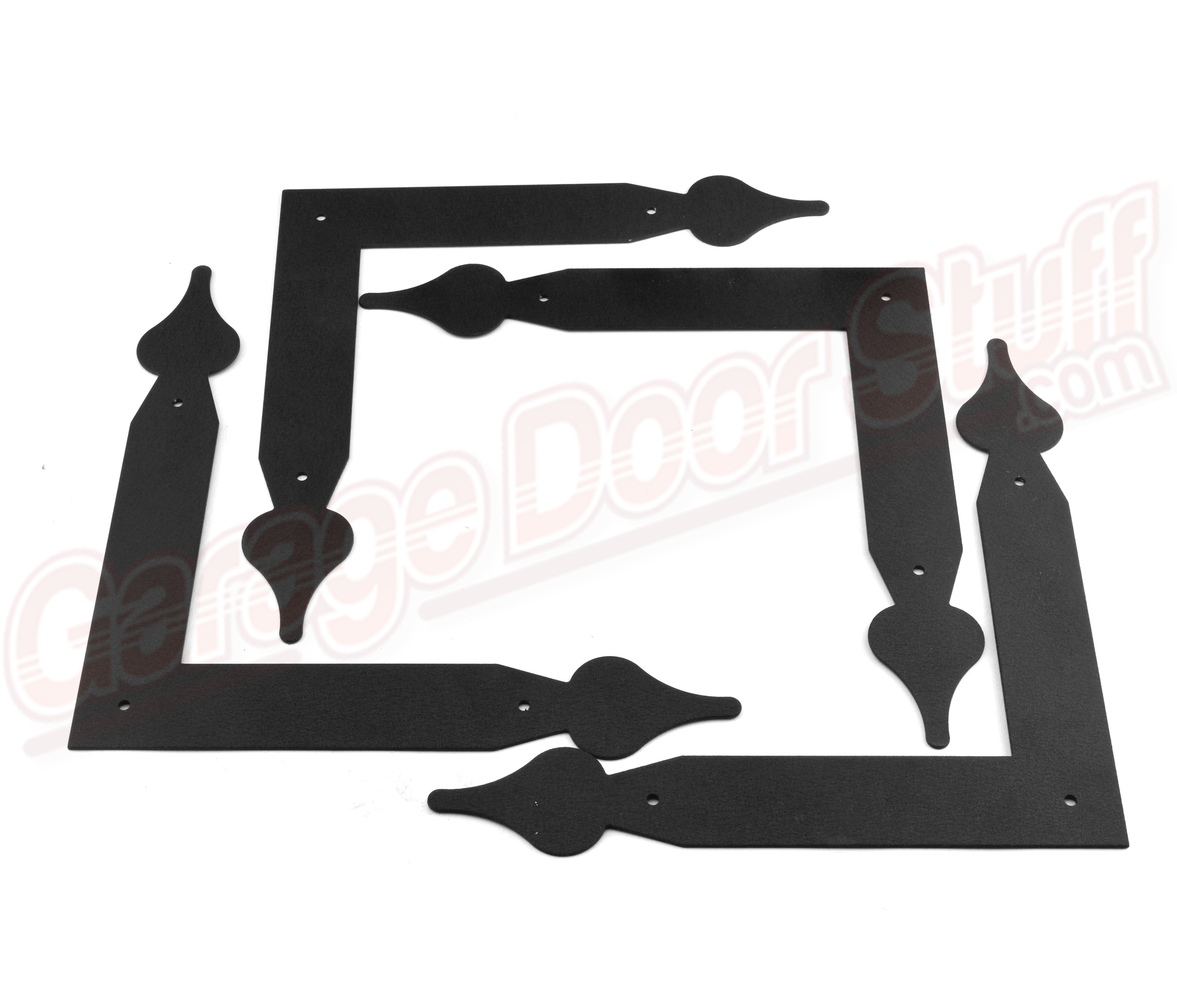 hardware decor product decorative door set garage