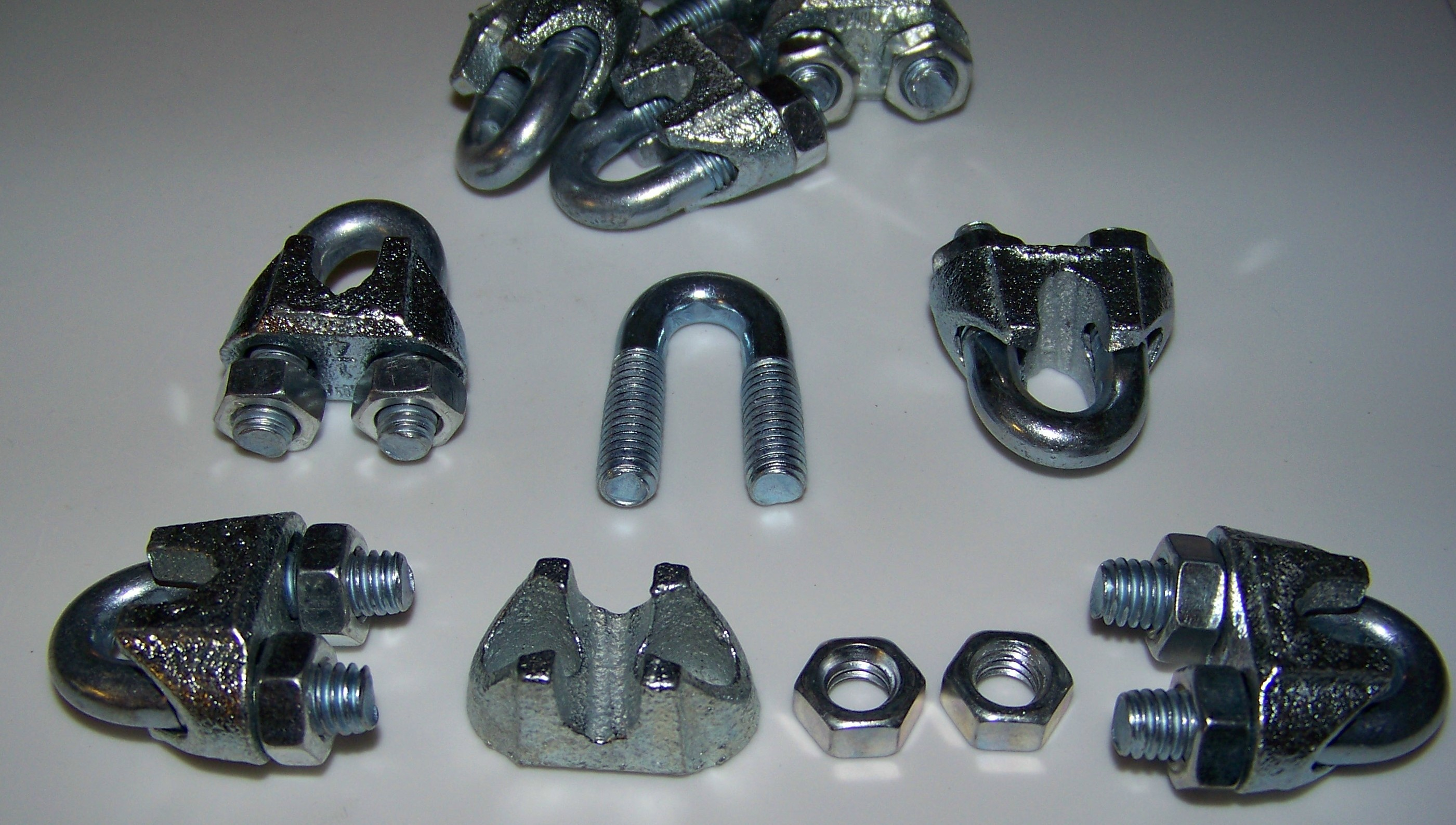 Cable Clamp 1/4\