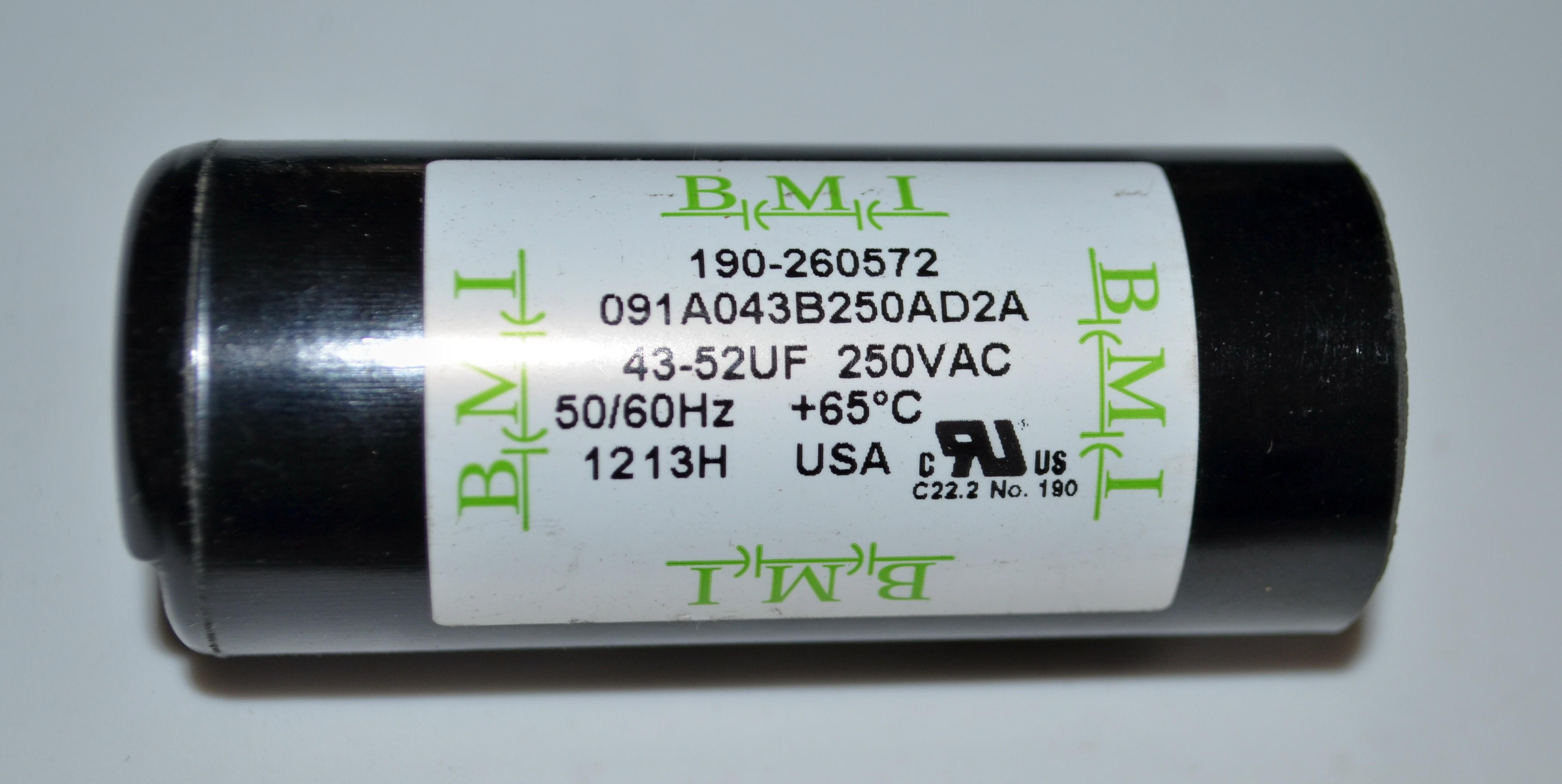 garage door capacitorChallenger Garage Door Opener Capacitor 260572 4352 MFD