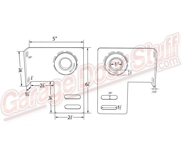 EFB388 Bearing Pair