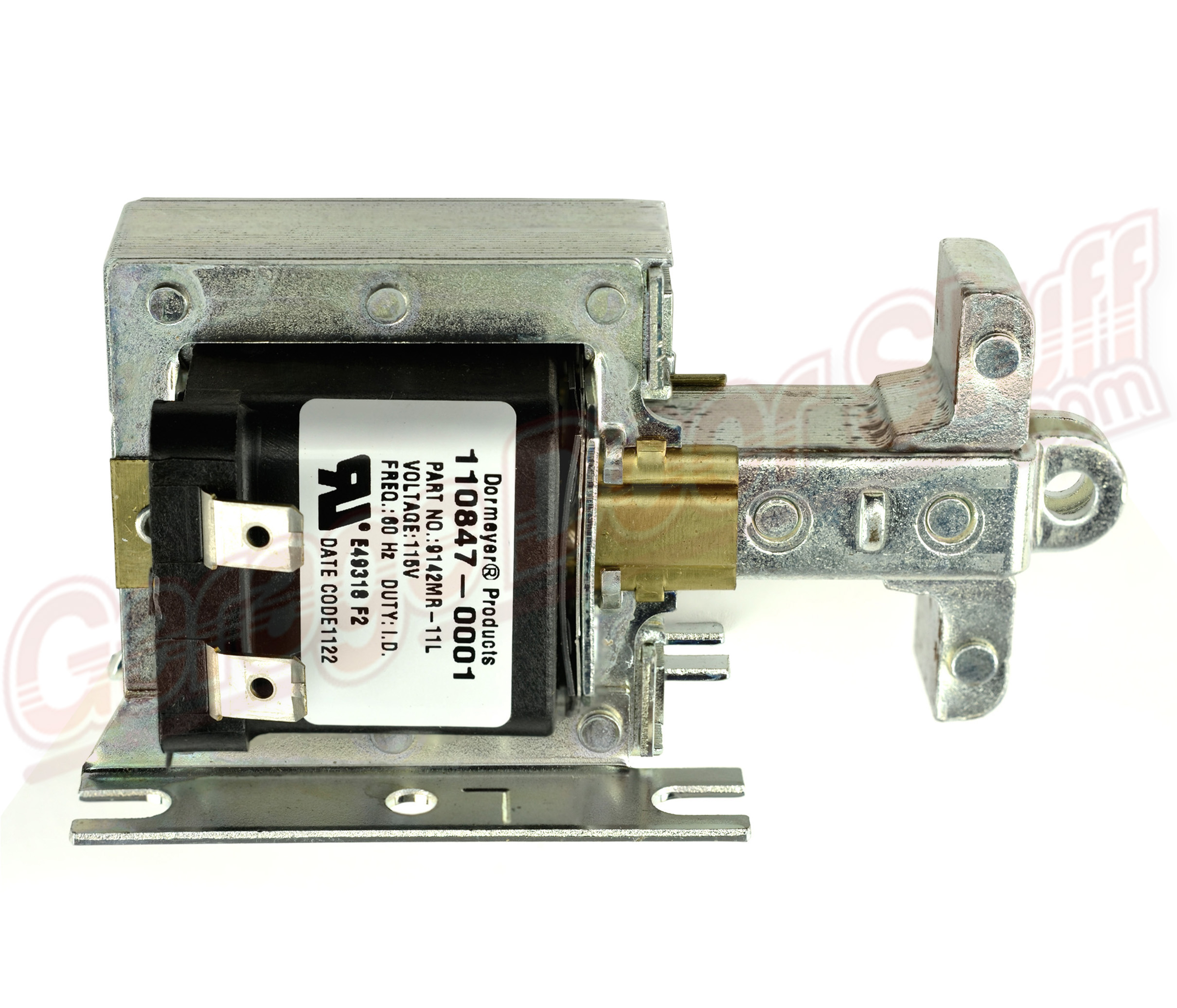 Commercial Garage Door Opener Brake Solenoid