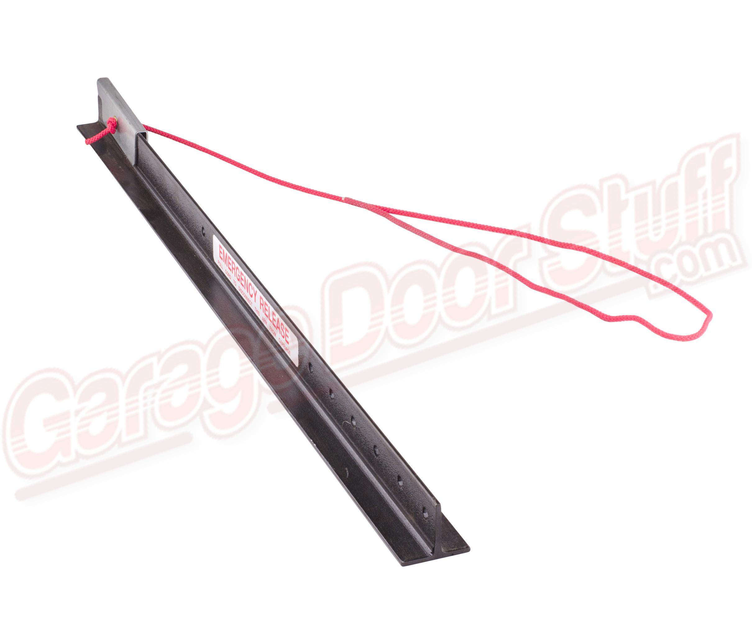 commercial garage door opener arm