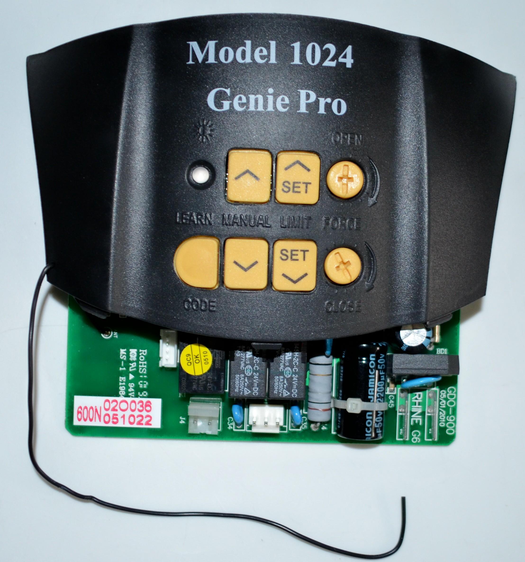 Genie 1024 Logic Board
