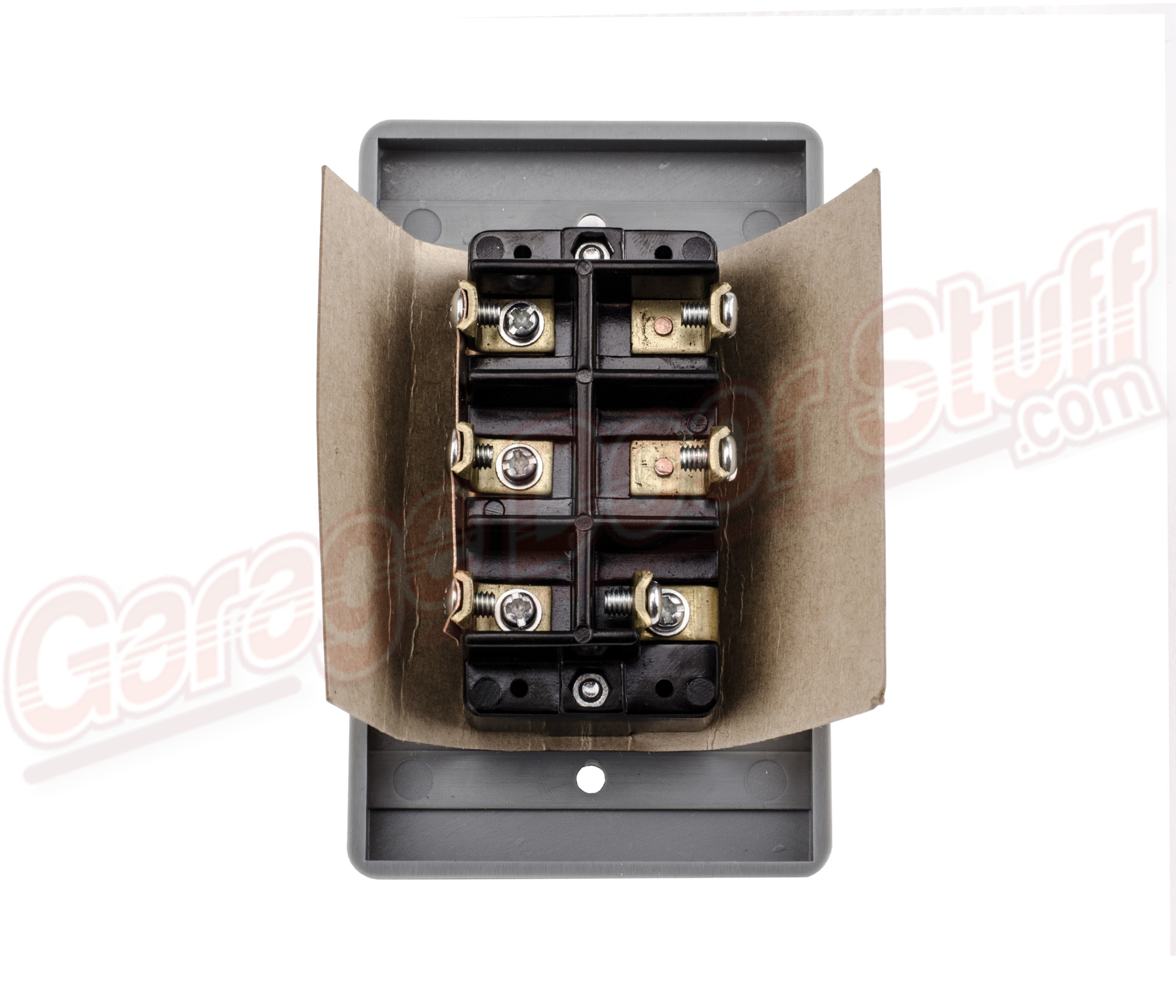 3 Control Station Commercial Garage Door Opener 3 Button Wall Mount LCE
