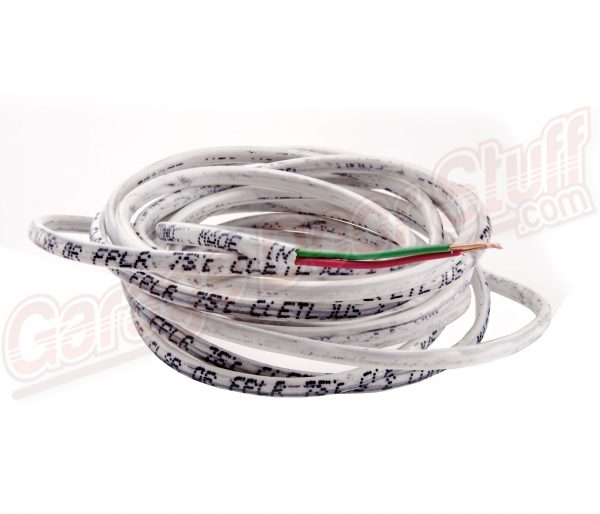 Garage Door Bell Wire Coil