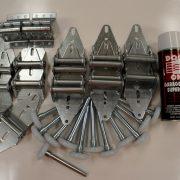 Garage Door Quiet Kit