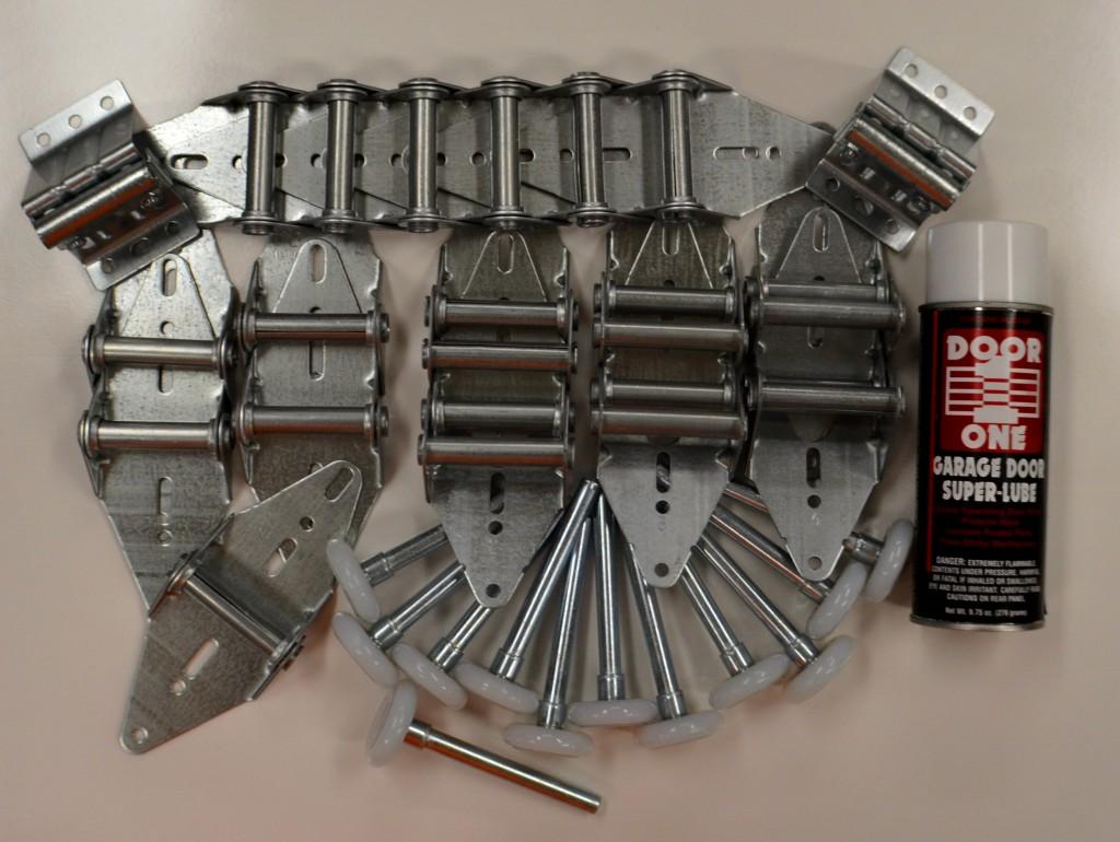Garage Door Hardware Kit For 8 Tall Doors