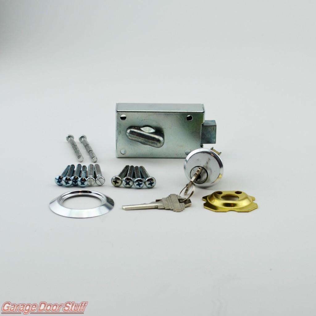 How To Set Garage Door Opener >> Garage Door Lock