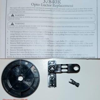 Genie Opto Luctor 37840r S Garage Door Stuff