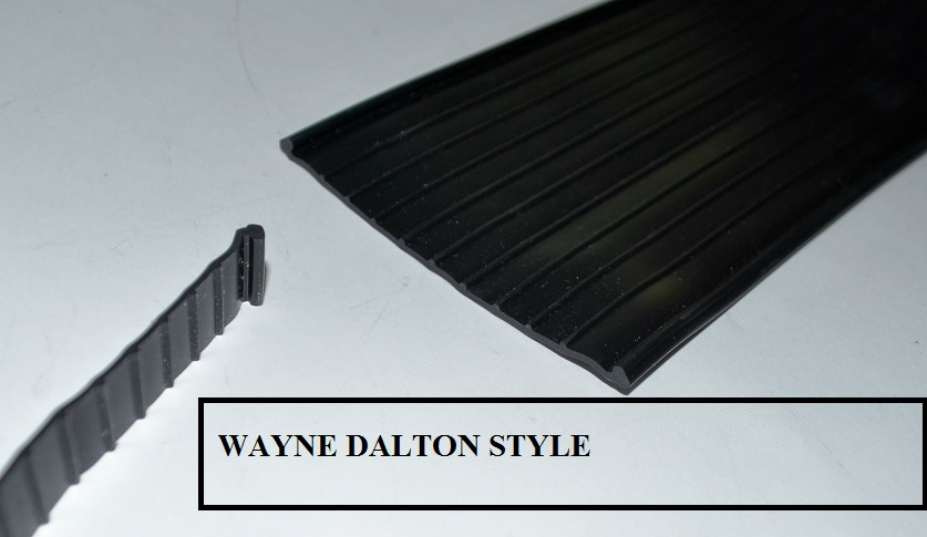 wayne dalton garage door sealGarage Door Weather Seal Overview  Garage Door Stuff