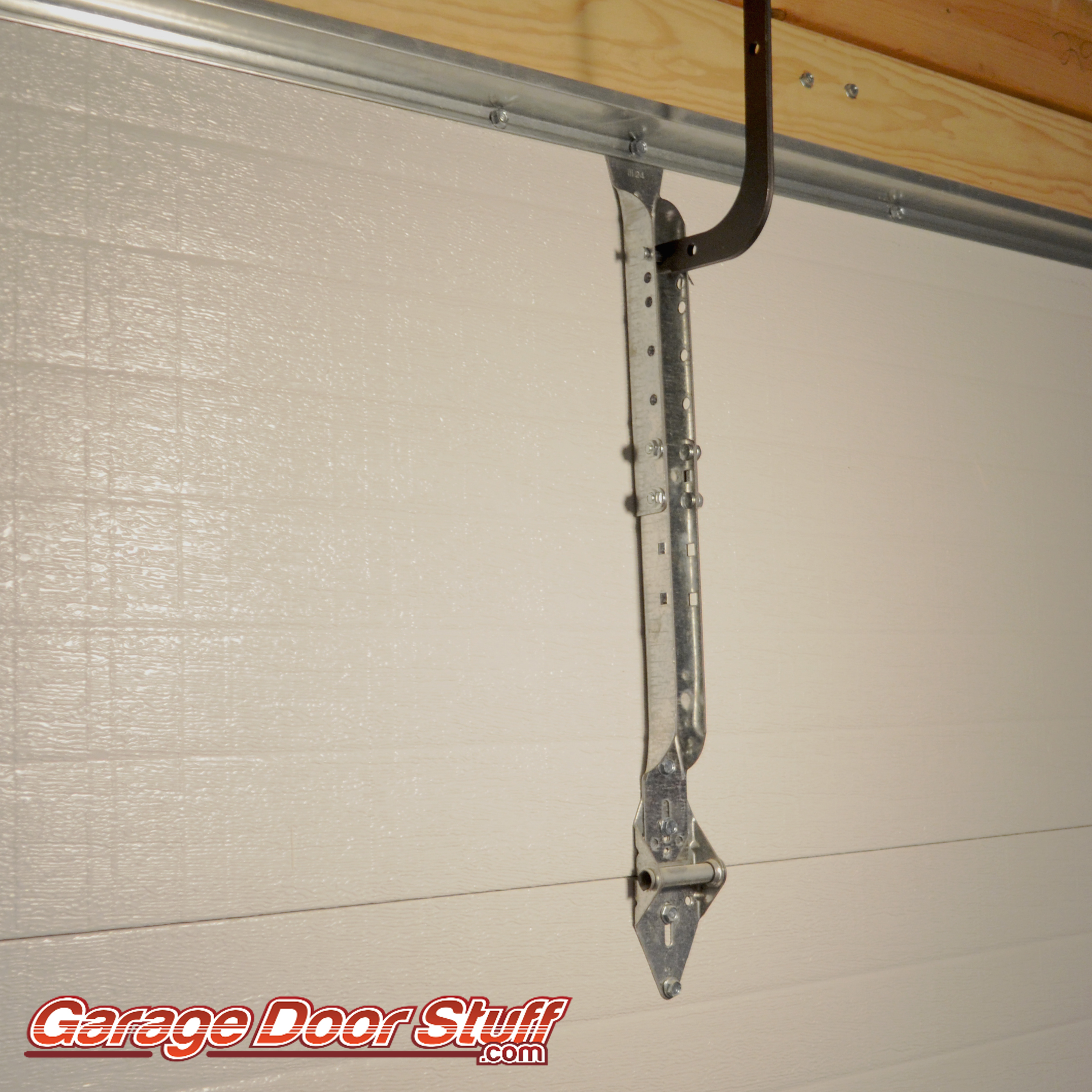 Garage door opener support bracket gallery door design for Selecting a garage door opener