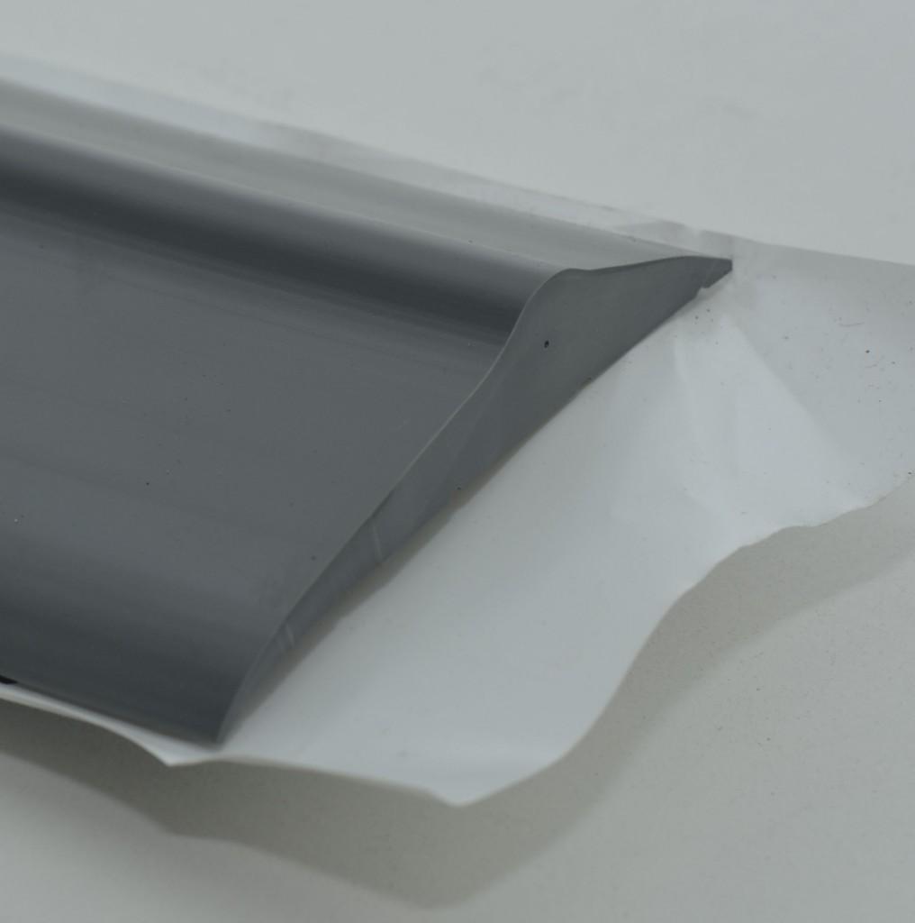 Garage Door Seal Peel Amp Stick Gray