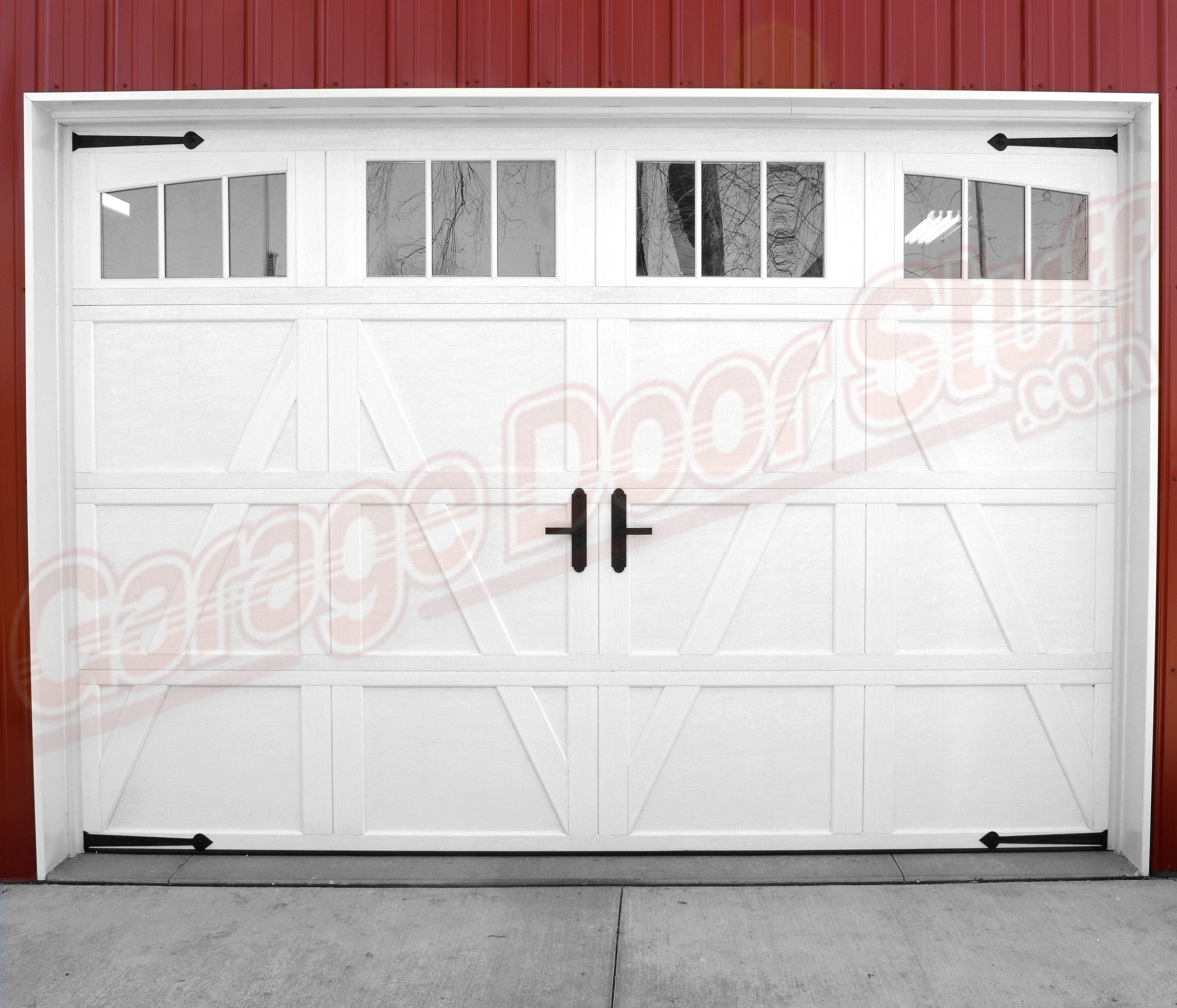 Magnetic Decorative Garage Door Hardware