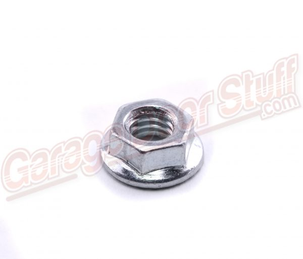 5/16 Flanged Nut