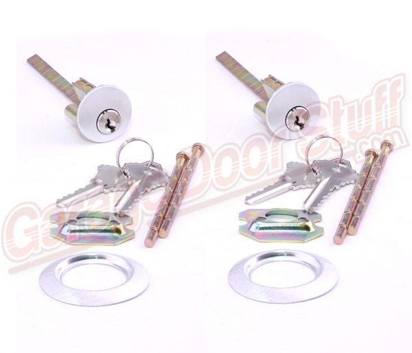 Lock Cylinder Keyed Alike