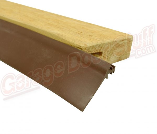 Wood Garage Door Stop Moulding