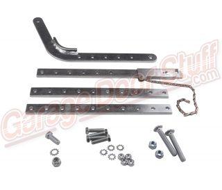 Adjustable Garage Door Arm