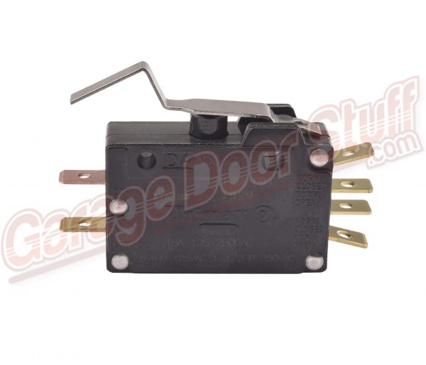 Garage Door Opener DPDT Switch