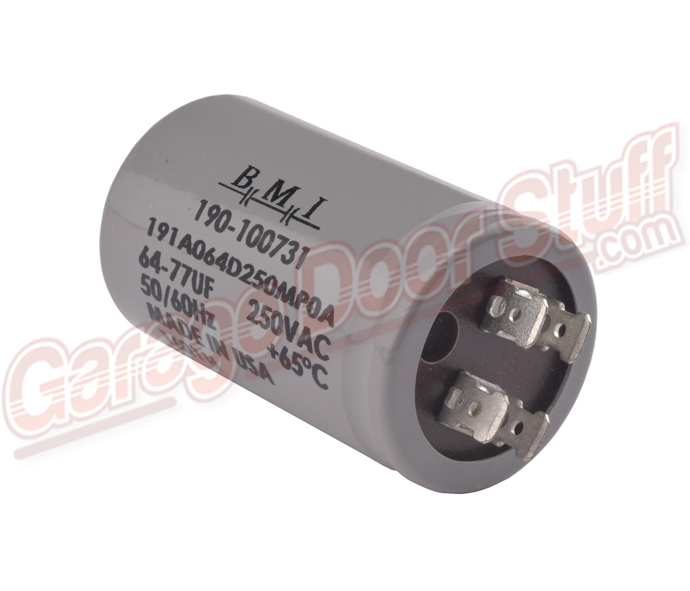 garage door capacitor6477 MFD Capacitor  Garage Door Stuff