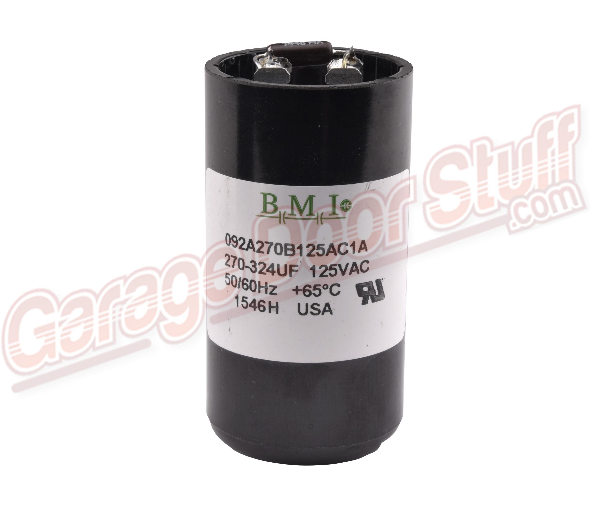 Motor capacitor garage door stuff for Motor start capacitors for sale