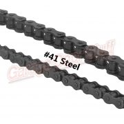 Roller Chain #41 Steel